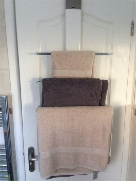 The Door Bath Towel Rack by Oxo Grips The Door Towel Rack What Mummy Thinks