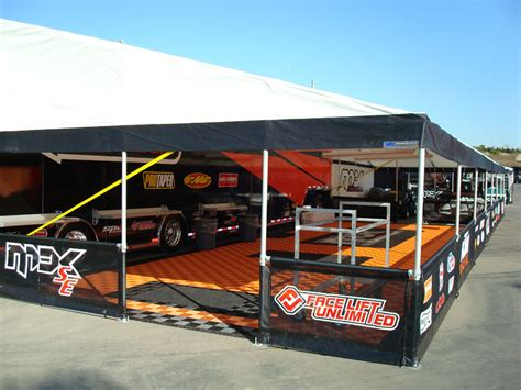 race awnings ama supercross image racecanopies com