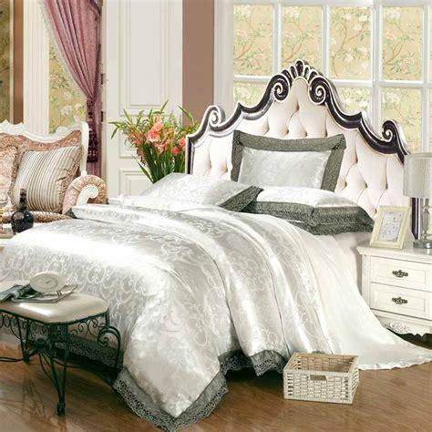 lace bedding sets popular white lace bedding sets buy cheap white lace