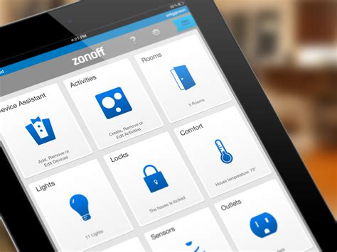 zonoff integrates home automation platform with