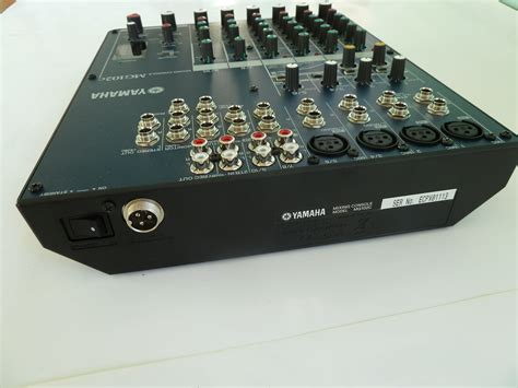 Adaptor Mixer Yamaha sold wts yamaha mixer mg102c 50 no power adapter