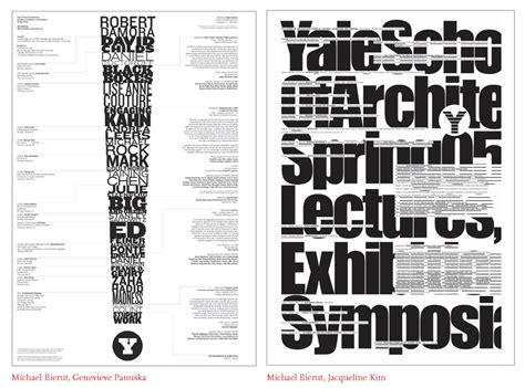 typography information text thinking with type