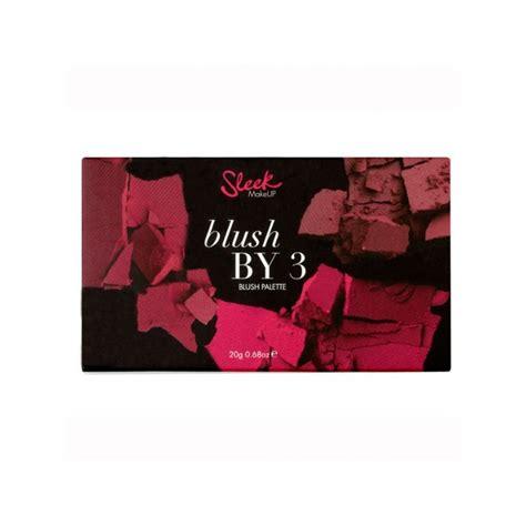 Sleek Makeup Blush By 3 sleek makeup blush by 3 in pink sprint