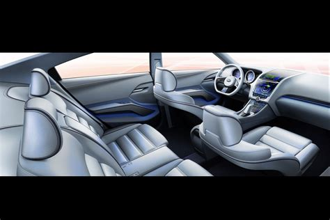 interior design cars 2010 new subaru impreza concept car autos car