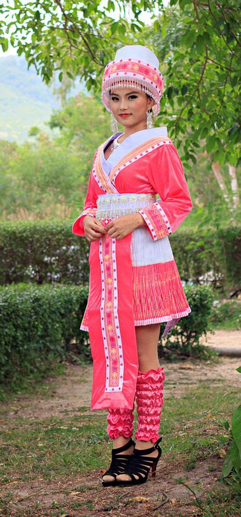 hmong clothing һṃȏṅɢ pinterest hmong clothing