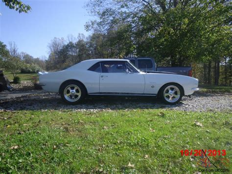 67 camaro ss rs for sale 67 camaro rs ss restomod featured car craft magazine