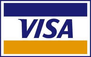 visa card logo car interior design
