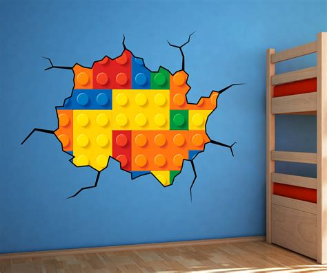 bouf wall stickers lego wall sticker for sale at bouf