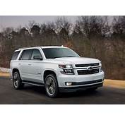 2018 Chevrolet Tahoe Reviews And Rating  MotorTrend