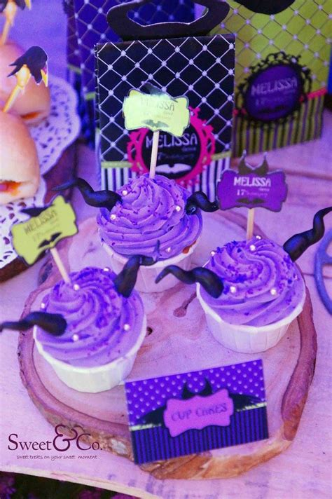 Karas Party  Ee  Ideas Ee   Maleficent Themed  Ee  Th Ee    Ee  Birthday Ee   Party