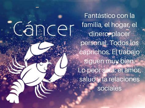 el signo de cancer horoscopo de hoy signo cancer mujer como es una mujer