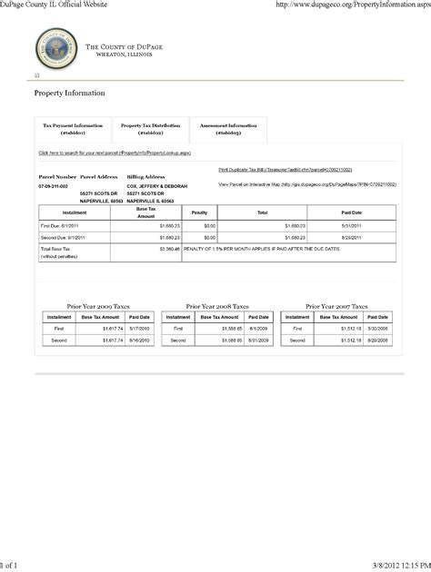 Dupage County Circuit Court Records Guilty Deborah J Cox Naperville Illinois Arrested