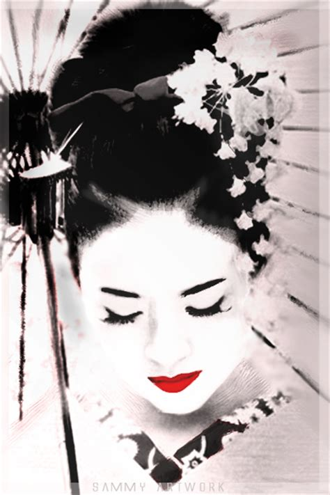 japanese geisha drawings design context image geisha