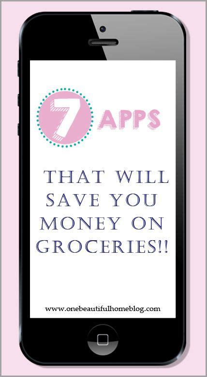 unique grocery shopping app ideas  pinterest