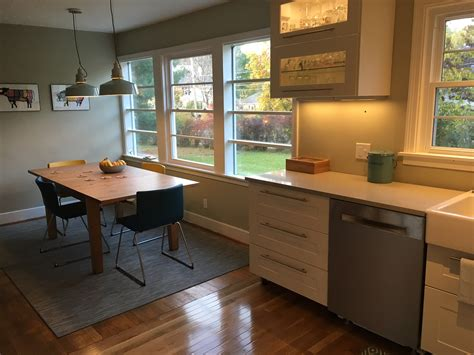 ikea design a kitchen a gorgeous ikea kitchen renovation in upstate new york