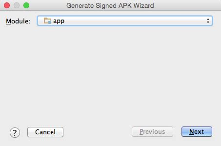 android studio generate apk key to smart creating a signed apk in android studio