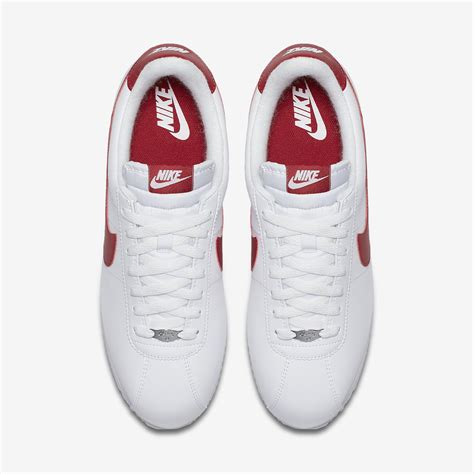 Nike Cortes 4 nike cortez basic leather quot white quot shoe engine