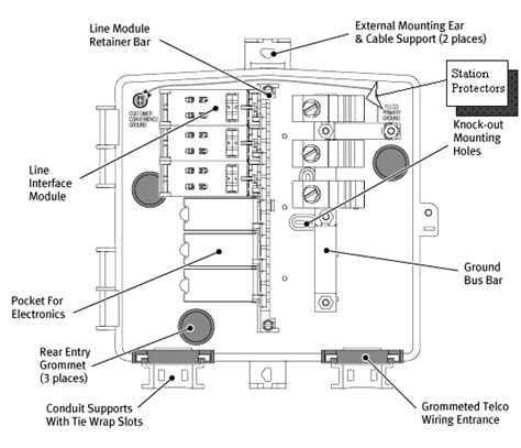 network interface device wiring diagram wiring diagram