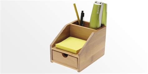 Small Desk Organizer Small Desk Organiser With Drawer Small Desk Tidy Office Supplies