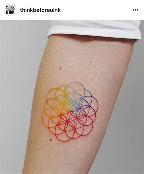 coldplay tattoos best 25 coldplay ideas on
