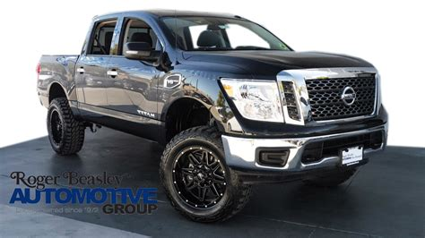 2017 Titan Lifted by 2017 Nissan Titan Lifted For Sale 13 Used Cars From 32 797