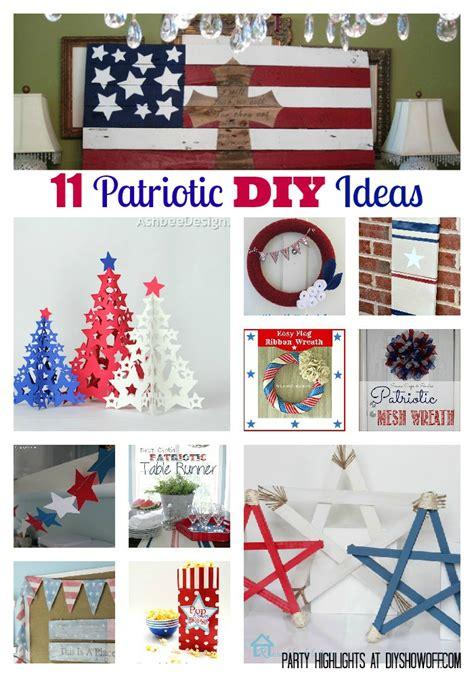 diy show off a do it yourself home improvement and patriotic diy decorating ideasdiy show off diy