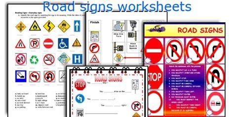 printable uk road signs flash cards english teaching worksheets road signs