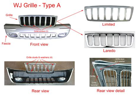 Car Grille Types by I Asked A Question Earlier About Installing A Front Bumber