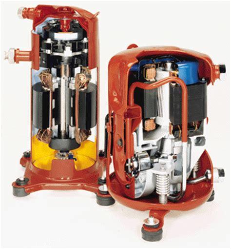 Kompresor Ac Semi Hermatic Carrier
