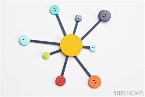 easy solar system crafts for ks2 space theme crafts