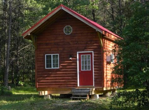 small cottages for sale 392 sq ft tiny cabin built by and now for sale