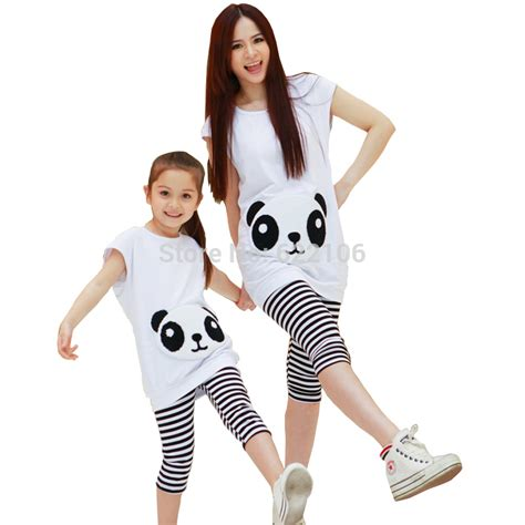 mommy and me outfits matching mother daughter clothing 2015 matching mother daughter clothes family look girl and