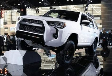 Toyota Upcoming Suv 2020 by 2020 Toyota 4runner Redesign Price Upcoming New Car