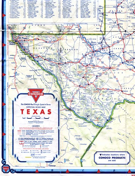 hwy map of texas highway maps of texas