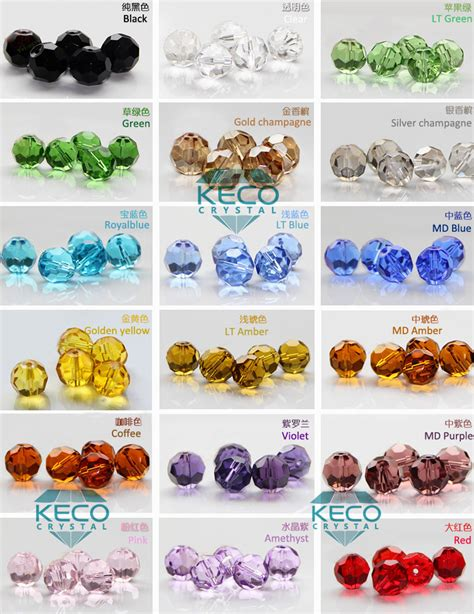 Glass Chain Chandelier Aaa Quality Crystal Octagon Bead For Chandelier Keco