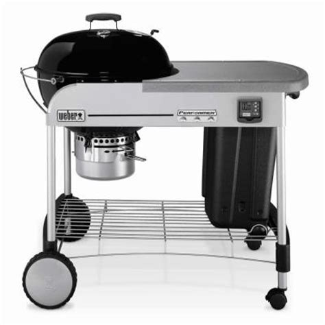 weber performer gold 22 1 2 in charcoal grill in black