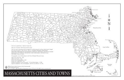 massachusetts city map massachusetts cities and towns wazeopedia