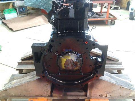 engine john deere  engine long block rebuilt wh