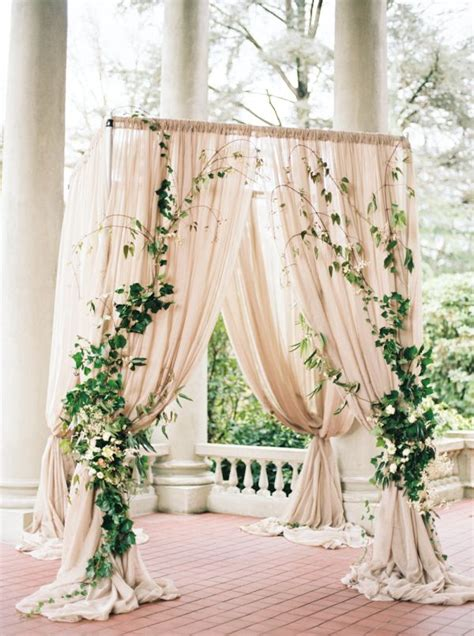 Wedding Arbor Fabric by 1000 Ideas About Wedding Arches On Rustic