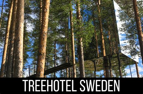 tree hotel sweden treehotel sweden at peace with nature backpack me