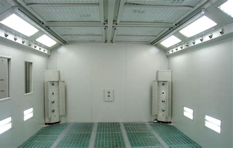 design spray booth paint booth design and build minneapolis st paul minnesota