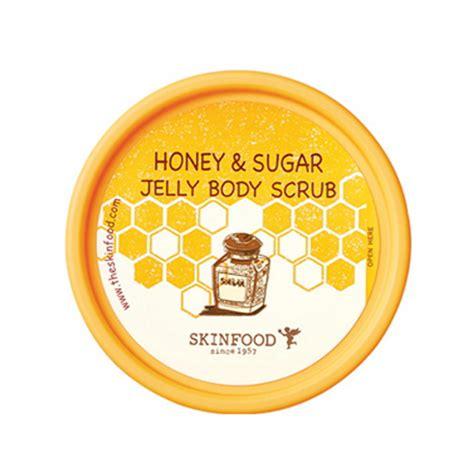 Shinzu I Scrub 200 G Promo skinfood honey sugar jelly scrub 200g
