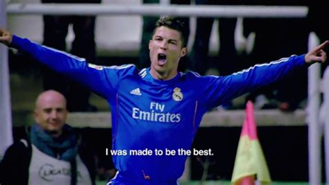 film dokumenter cristiano ronaldo full movie cristiano ronaldo s new movie trailer will give you chills