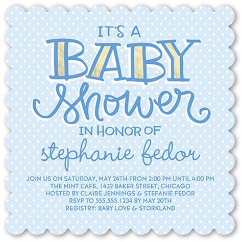 Baby Shower Invitations Shutterfly by Baby Shower Invitations Baby Shower Cards Invites