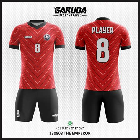 desain baju futsal photoshop bikin desain baju bola simple garuda print garuda print