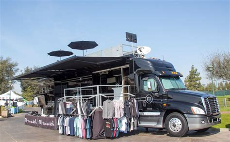 Shade Awnings Travismathew Awesome Tour Bus Set To Roll Into Sacramento