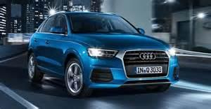Audi Q7 Motability Audi Q3