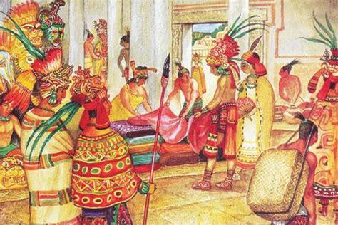 imagenes de la familia maya el mundo cotidiano de los mayas m 233 xico desconocido