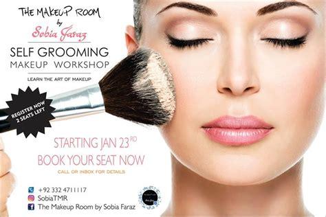 self grooming self grooming makeup workshop at iqbal avenue housing society lahore