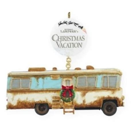 christmas vacation ornament rv christmas cing pinterest